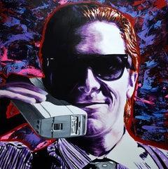 Patrick Bateman Icon (American Psycho)