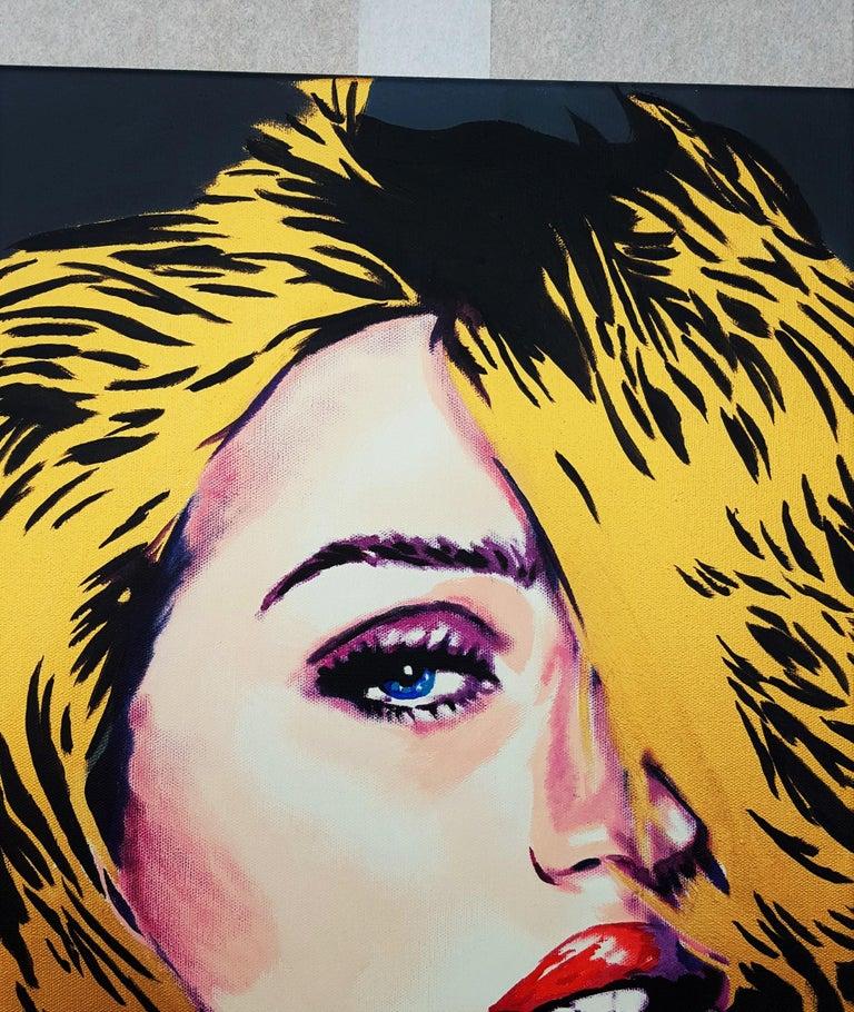 Rosie Huntington-Whiteley Icon IV For Sale 1