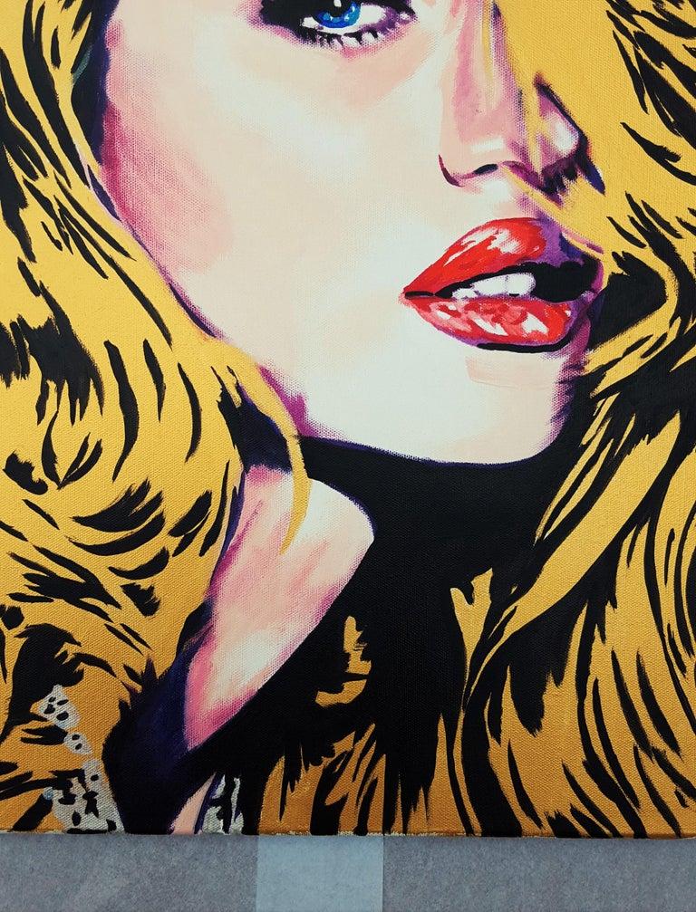 Rosie Huntington-Whiteley Icon IV For Sale 2