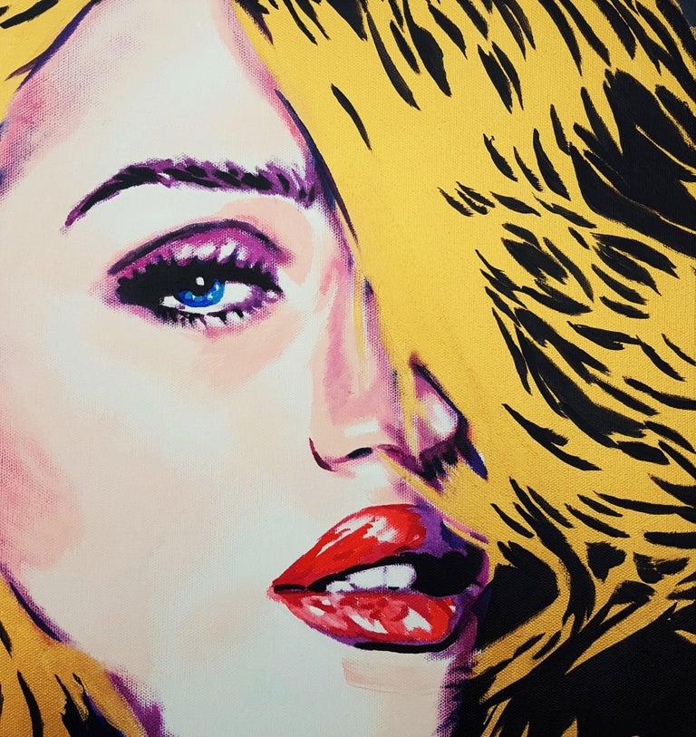 Rosie Huntington-Whiteley Icon IV For Sale 3