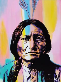 Sitting Bull Icon