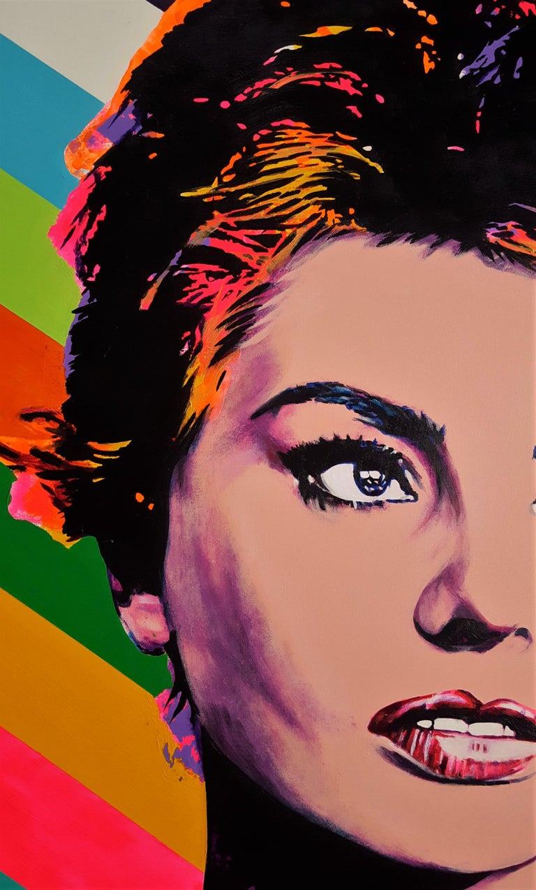 Sophia Loren Icon II For Sale 4