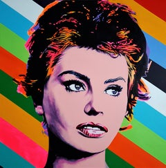 Sophia Loren Icon II
