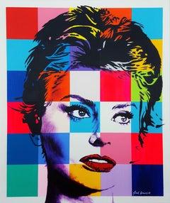 Sophia Loren Icon III