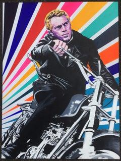 Steve McQueen Icon