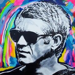 Steve McQueen Icon II
