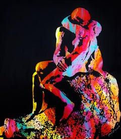 The Kiss Icon (Auguste Rodin)