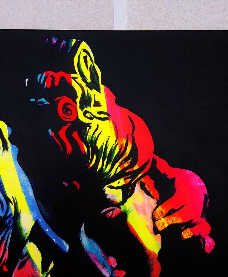 The Three Graces Icon (Antonio Canova) For Sale 1