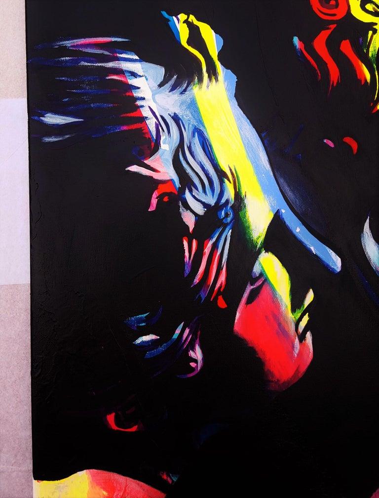 The Three Graces Icon (Antonio Canova) For Sale 3