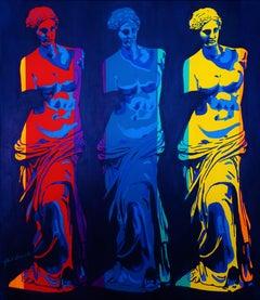 Venus de Milo x3 Icon