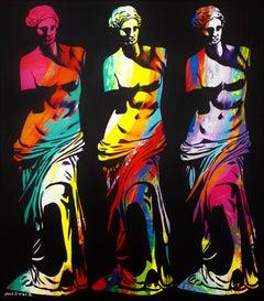 Venus de Milo x3 Icon II