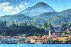 Mennagio, Lake Como