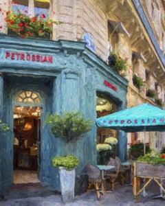 Petrossian Cafe Paris