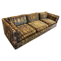 Jack Lenor Larsen for Directional Mid Century Sofa