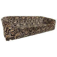 Jack Lenor Larsen Style Midcentury Sofa