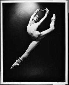 "16 x 20""  dancer Christine Klepal performing 'Scherezade', signed by Mitchell"