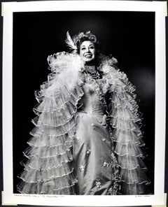 """16 x 20""""  Operatic Soprano Beverly Sills, signed by Jack Mitchell"""