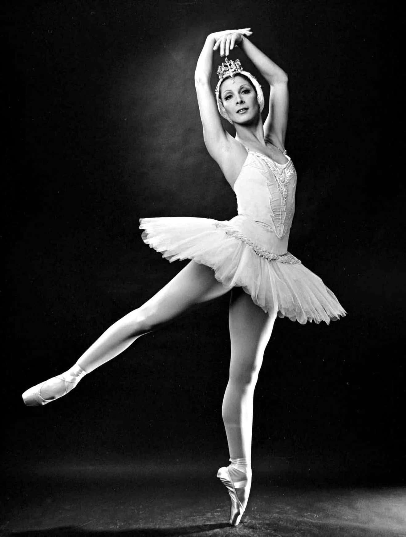 Jack Mitchell - ABT principal dancers Cynthia Gregory and