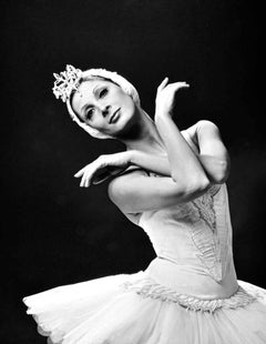 Cynthia Gregory as Odette, American Ballet Theatre, 1960s