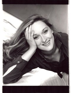 Academy Award-winning actress Meryl Streep