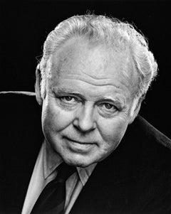 Actor Carroll O'Connor