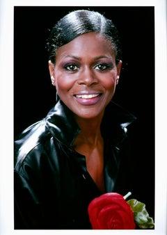 Actress Cicely Tyson, studio portrait