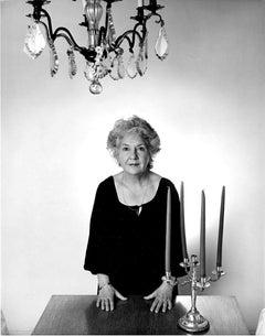 Actress Maureen Stapleton, 1981, by Jack Mitchell