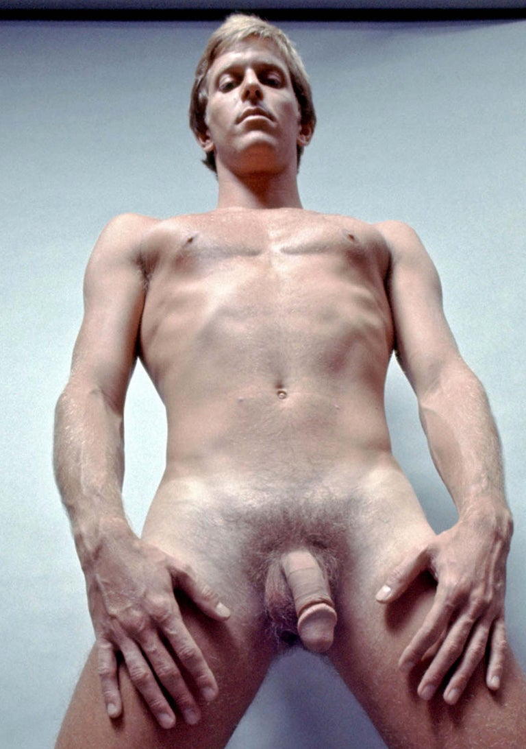 Adult film star Cal Culver (AKA Casey Donovan) 'After Dark' nude - Photograph by Jack Mitchell