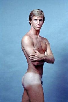 Adult film star Cal Culver (AKA Casey Donovan) 'After Dark' nude