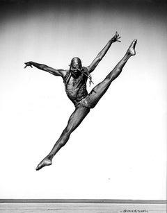 Alvin Ailey dancer Danny Clark performing 'Lament'