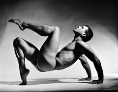 Alvin Ailey dancer Jonathan Reisling