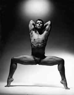 Alvin Ailey dancer Jonathan Reisling