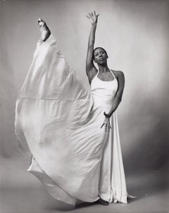 Alvin Ailey dancer Judith Jamison performing 'Cry'