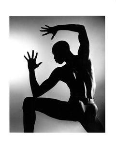 Alvin Ailey dancer Leonard Meek in 'The River'
