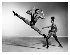Alvin Ailey dancers Aubrey Lynch II & Nasha Thomas performing 'Chelsea's Bells'