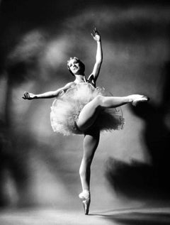 American Ballet Theater Dancer Lupe Serrano, Signed by Jack Mitchell