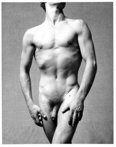 American Ballet Theatre dancer Stephan Jan-Hoff photographed Nude signed