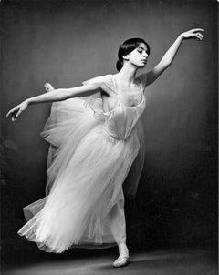 """American Ballet Theatre prima ballerina Alessandra Ferri as """"Giselle"""""""