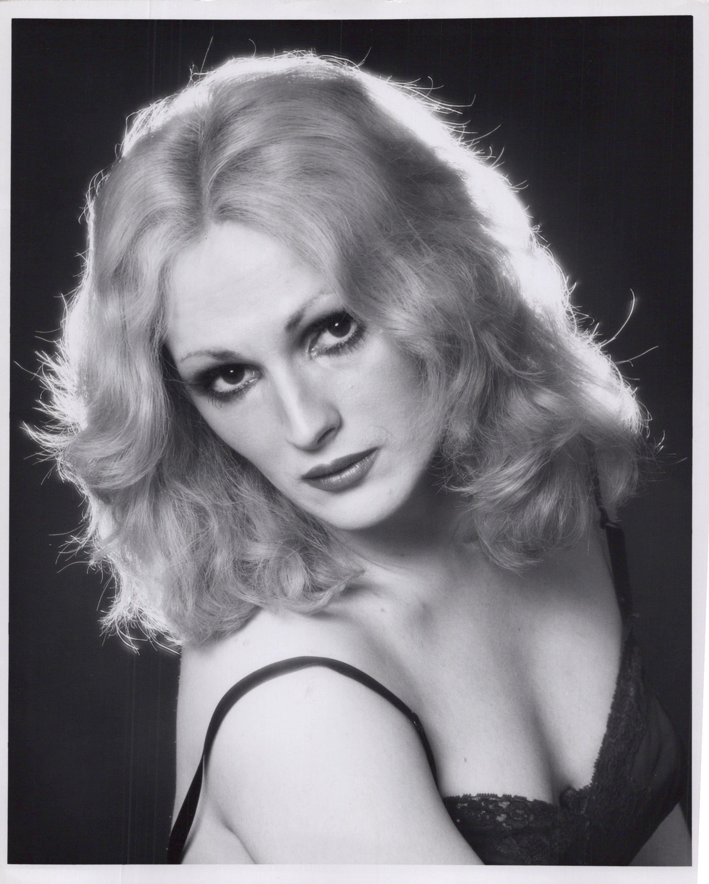 Andy Warhol Superstar Candy Darling Studio Portrait