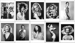 Andy Warhol & the Superstars - Limited Edition Portfolio of 10 Photographs