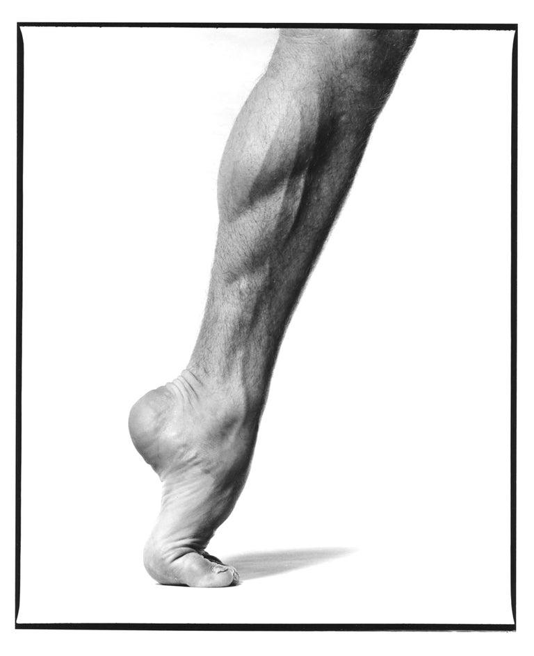 Jack Mitchell Argentine Ballet Dancer Julio Boccas Legs And Feet