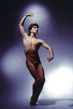 "Argentinian Dancer Julio Bocca, Color 17 x 22""  Exhibition Photograph"