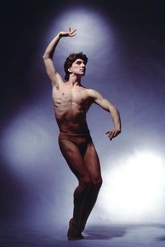 "Argentinian Dancer Julio Bocca, Color 17 x 22""  Exhibition Photograph"