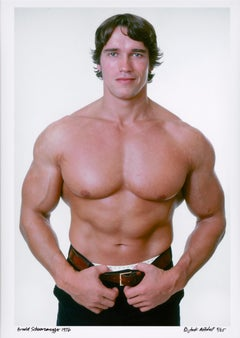 Arnold Schwarzenegger Limited Estate Edition Jack Mitchell Photograph