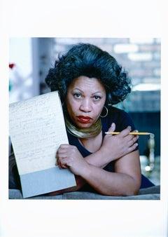 Author Toni Morrison