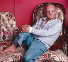 "Author Truman Capote At Home, 17 x 22"" Exhibition Photograph"