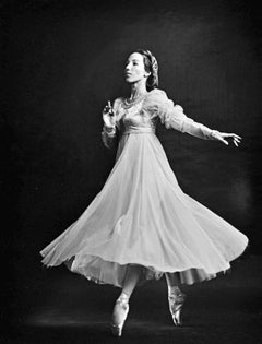 Ballet Russe Dancer Yvonne Chouteau, Signed by Jack Mitchell