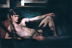 Billy McCourt, intimate nude study of the photographer's close friend