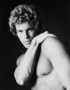 'Boys in the Band' star Robert La Tourneaux Nude, 1969, Signed by Jack Mitchell