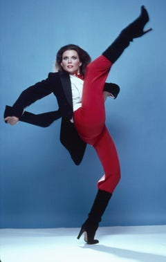 "Broadway Dancer & Actress Ann Reinking, 17 x 22"" Exhibition Photograph"